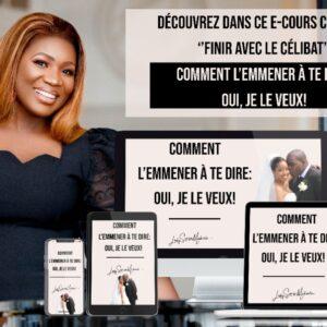 COMMENT L'EMMENER A TE DIRE : OUI, JE LE VEUX !